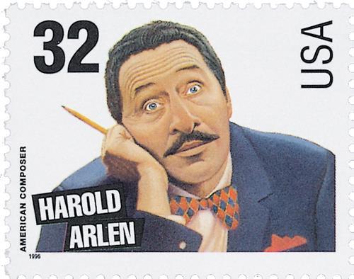 US #3100 Harold Arlen