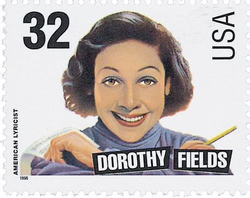 US #3102 Dorothy Fields