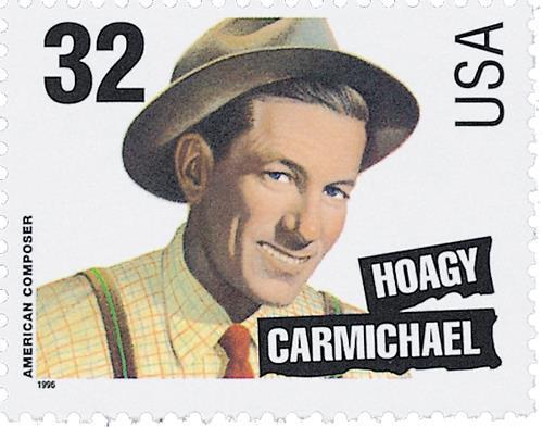US #3103 Hoagy Carmichael