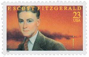 US #3104 F. Scott Fitzgerald