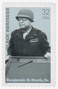 US #3121 Benjamin O. Davis, Sr.