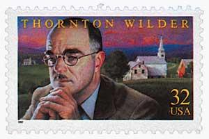 US #3134 Thornton Wilder
