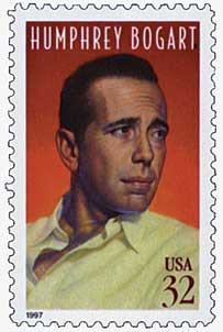 US #3152 Humphrey Bogart
