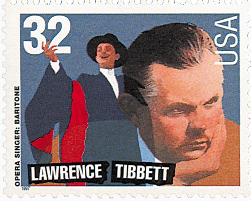US #3156 Lawrence Tibbett