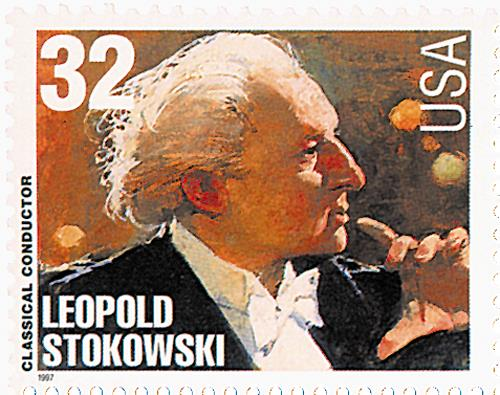 US #3158 Leopold Stokowski