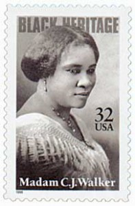 US #3181 Madame C.J. Walker