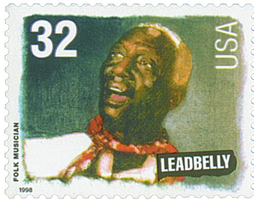 US #3212 Leadbelly