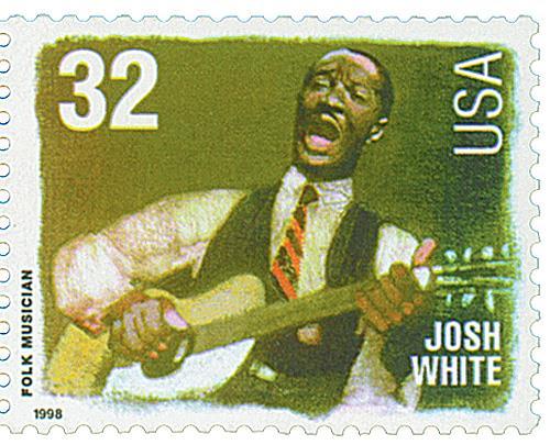 US #3215 Josh White