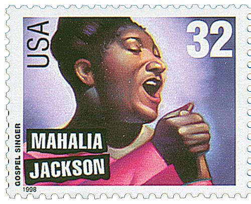 US #3216 Mahalia Jackson