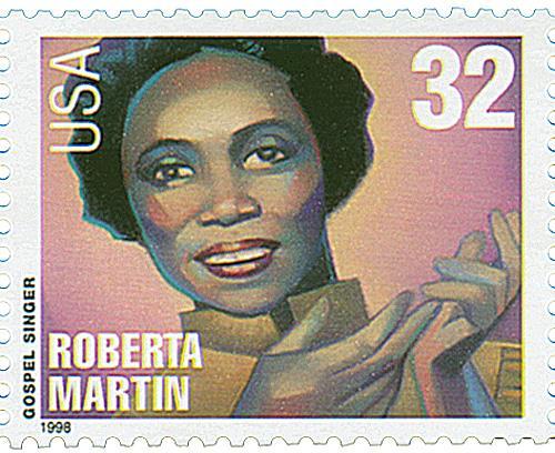 US #3217 Roberta Martin
