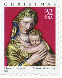 US #3244 Madonna and Child