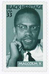 US #3273 Malcolm X