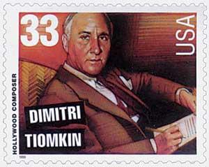 US #3340 Dimitri Tiomkin