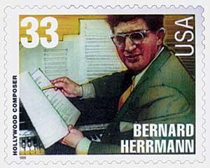 US #3341 Bernard Hermann
