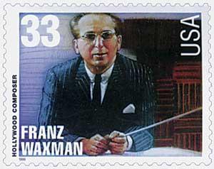 US #3342 Franz Wasman