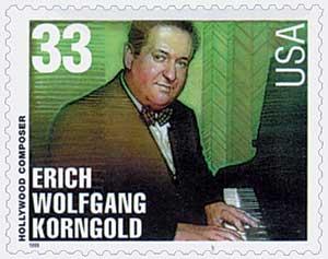 US #3344 Erich Wolfgang Korngold