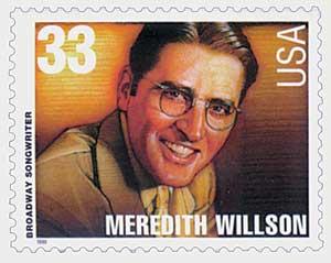 US #3349 Meredith Willson