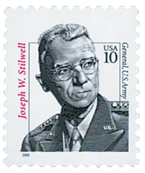 US #3420 Joseph W. Stilwell