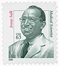 US #3428 Jonas Salk