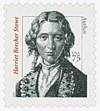 US #3430 Harriet Beecher Stowe