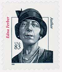 US #3433 Edna Ferber