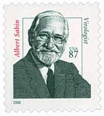 US #3435 Albert Sabin