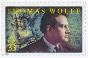 US #3444 Thomas Wolfe