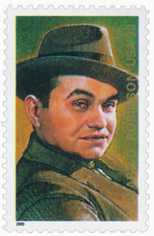US #3446 Edward G. Robinson