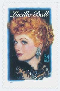 US #3523 Lucille Ball