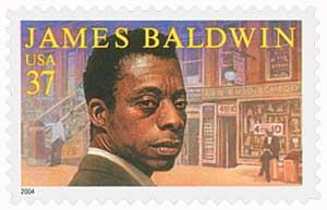 US #3871 James Baldwin