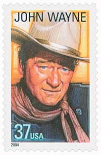 US #3876 John Wayne