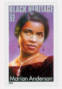 US #3896 Marian Anderson