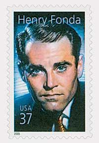 US #3911 Henry Fonda
