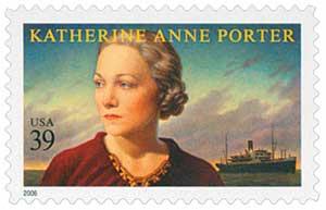 US #4030 Katherine Anne Porter