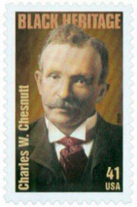 US #4222 Charles W. Chesnutt