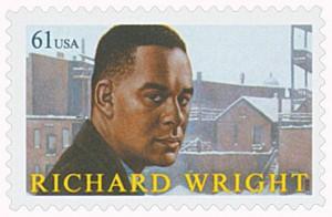 US #4386 Richard Wright