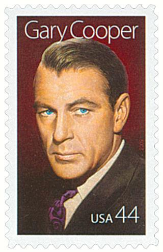 US #4421 Gary Cooper