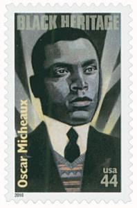 US #4464 Oscar Micheaux