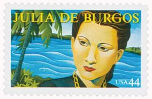 US #4476 Julia De Burgos