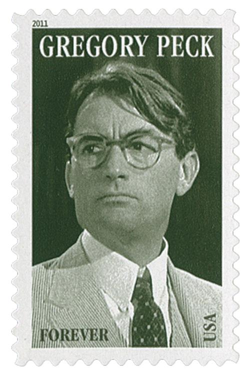 US #4526 Gregory Peck