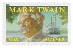 US #4545 Mark Twain