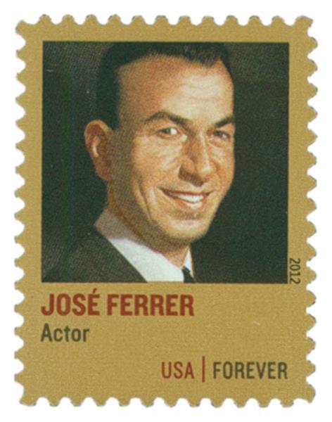 US #4666 Jose Ferrer