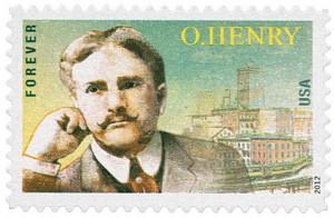 US #4705 O. Henry