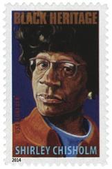 US #4856 Shirley Chisholm