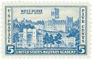 US #789 West Point