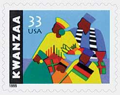 US #3368 1999 Reissue with 33¢ denomination