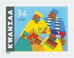 US #3548 2001 Reissue with 34¢ denomination