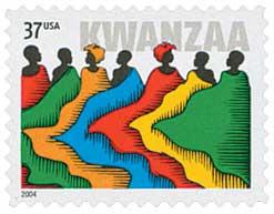 US #3881 2004 Kwanzaa
