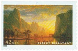 US #4346 Albert Bierstadt