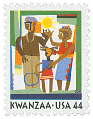 US #4434 2009 Kwanzaa